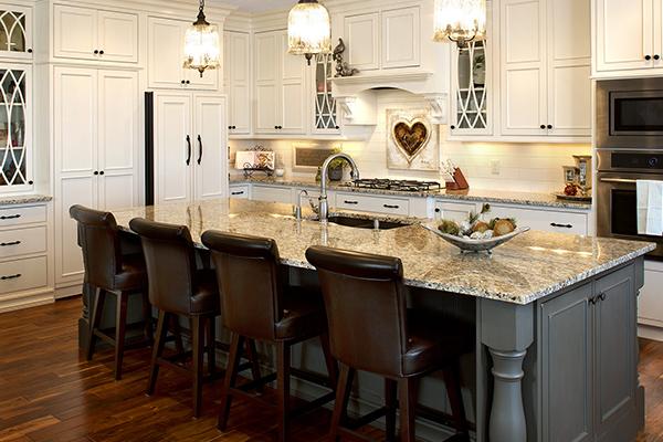 Kitchen Cabinets & Countertops - Richmond Decorating ...