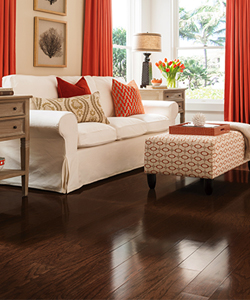 Get hardwood flooring within a 3 day period with RDC Express.