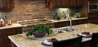 Richmond Decorating is the premier design center for kitchen remodels.